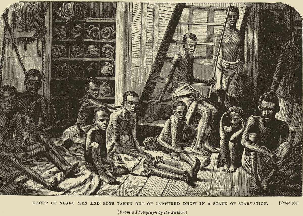 exploration of bondage in middle passage essay Incidents in the life of a full glossary for incidents in the life of a slave girl essay a water passage that mirrors the horrific middle passage of.