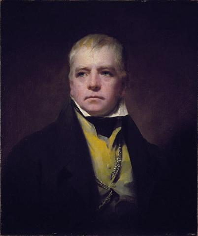 Sir Walter Scott American History Biographies Music