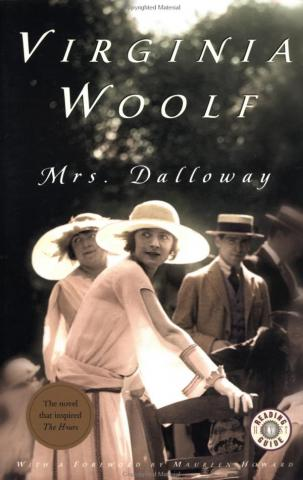 Mrs. Dalloway - by Virginia Woolf  Fiction Famous People Philosophy Film