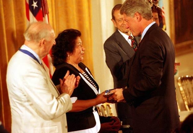 Presidential Medal of Freedom - Cesar Chavez
