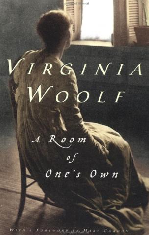A Room of One's Own - by Virginia Woolf Visual Arts Fiction
