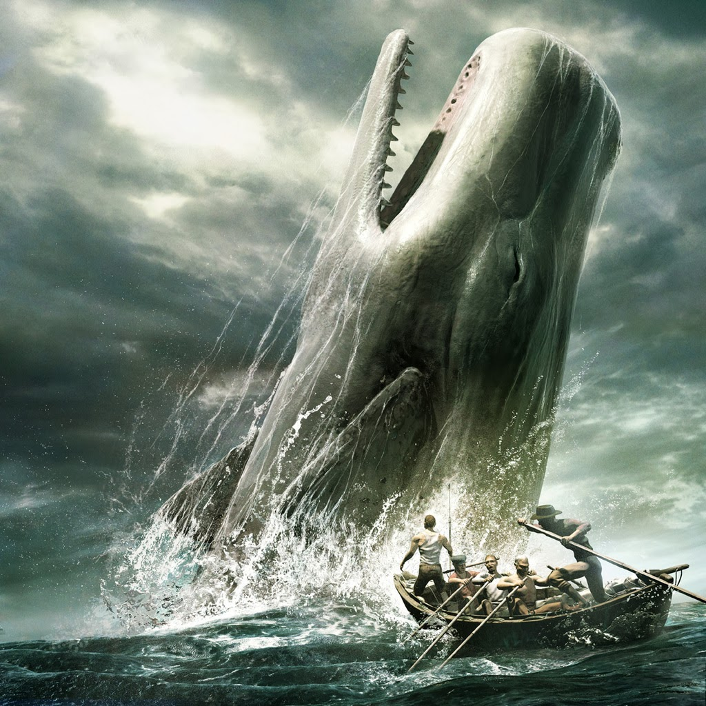 Whaling - Moby Dick Rises