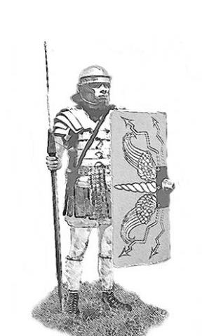First Century Soldier Visual Arts Ancient Places and/or Civilizations Legends and Legendary People