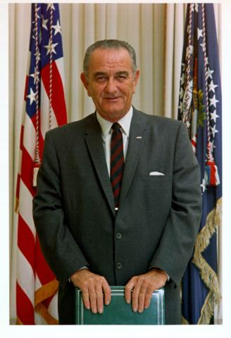 President Lyndon Johnson American History Famous People Social Studies American Presidents
