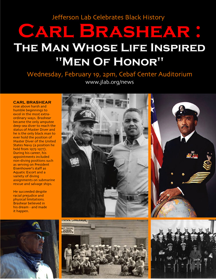 Men Of Honor Story Of Carl Brashear