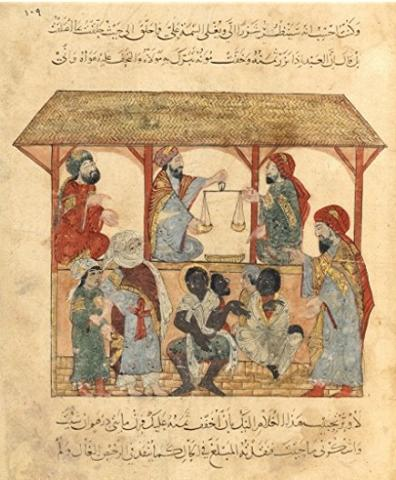 Thirteenth-Century Slaves in Zabid, Yemen Civil Rights Law and Politics Social Studies World History Slaves and Slave Owners