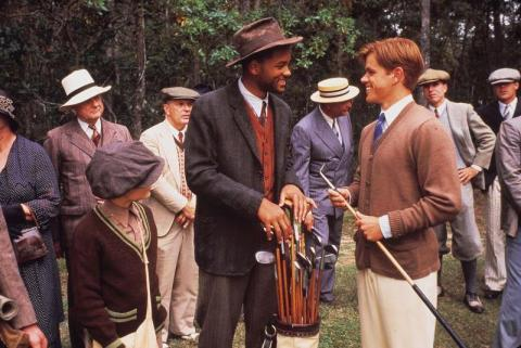 Will Smith as Bagger Vance Fiction Sports Film