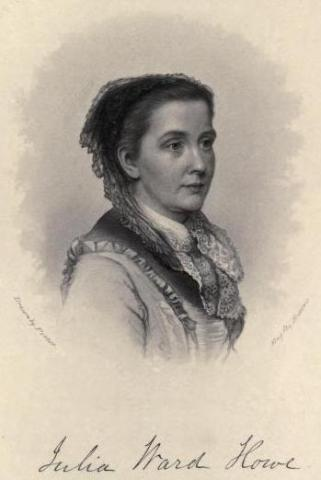 Suffragist - Julia Ward Howe American History Biographies Civil Rights Famous People Poetry