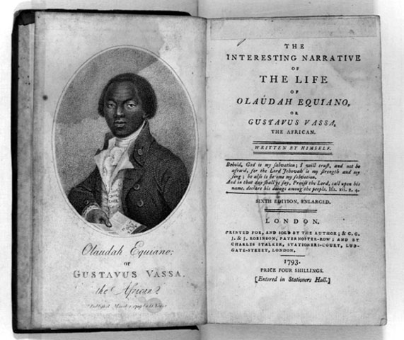 the business of slavery in the interesting narrative of the life of olaudah equiano The interesting narrative of the life of olaudah equiano, written by himself, became a best-seller both in england and america, and fueled the beginnings of an anti-slavery movement.