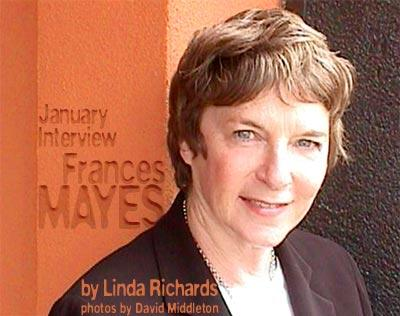 Frances Mayes - Interview Visual Arts Biographies