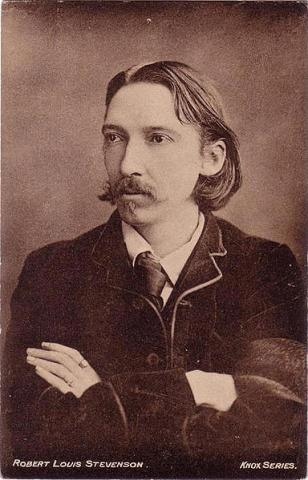 Robert Louis Stevenson (Illustration) Biographies Fiction Victorian Age Visual Arts Famous People Social Studies