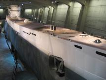 U-505 at the Museum of Science and Industry