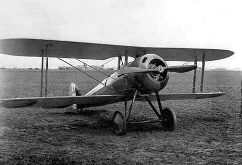 Nieuport 28 World War I American History Aviation & Space Exploration