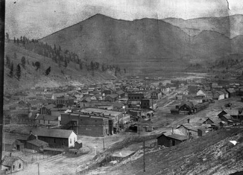 Creede - When Bob Ford Lived There American History Geography Nineteenth Century Life Crimes and Criminals