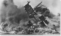 Attack of Pearl Harbor