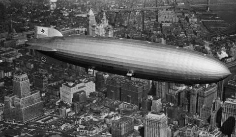 The Great Airship Hindenburg Awesome Radio - Narrated Stories Disasters Social Studies STEM World History Tragedies and Triumphs