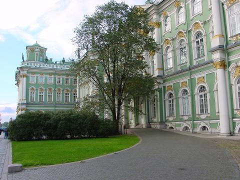 Hermitage Museum, St. Petersburg, Russia World History Russian Studies Geography Visual Arts