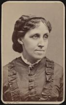 Louisa May Alcott at about the Time