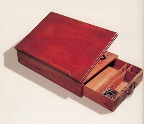 Jefferson's Portable Writing Desk Famous Historical Events Law and Politics Revolutionary Wars American History American Presidents