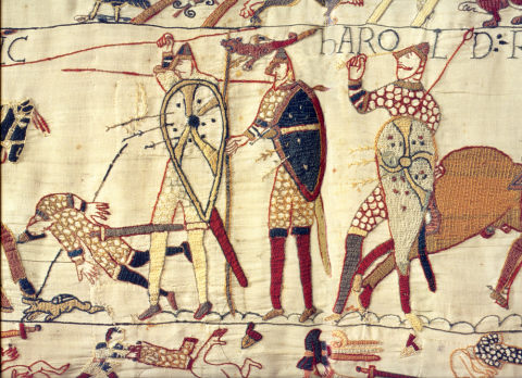 Death of Harold II at the Battle of Hastings Visual Arts Famous Historical Events Famous People Social Studies Tragedies and Triumphs