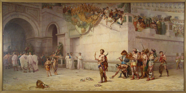 ethics of gladiator Yet they offered audiences an example of rome's martial ethics by fighting and dying well without fear or meet the gladiators of comitatus gladiator equipment.