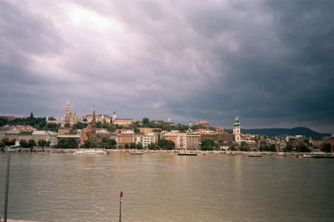 Budapest World History Geography