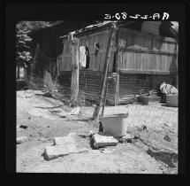 Imperial Valley, California - Migrant Home