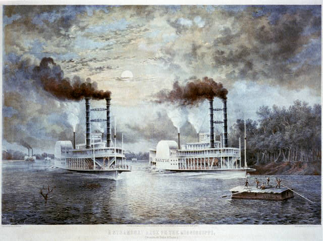 mark twain samuel clemens life on the mississippi river