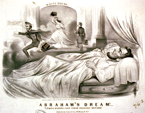 Assassination Of Abraham Lincoln Dreams Of Death