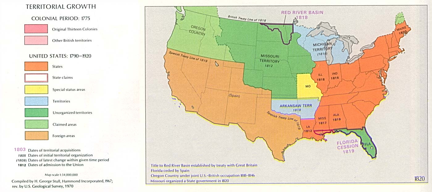 New Us Map Free And Slave States Printable - Map Informations ...
