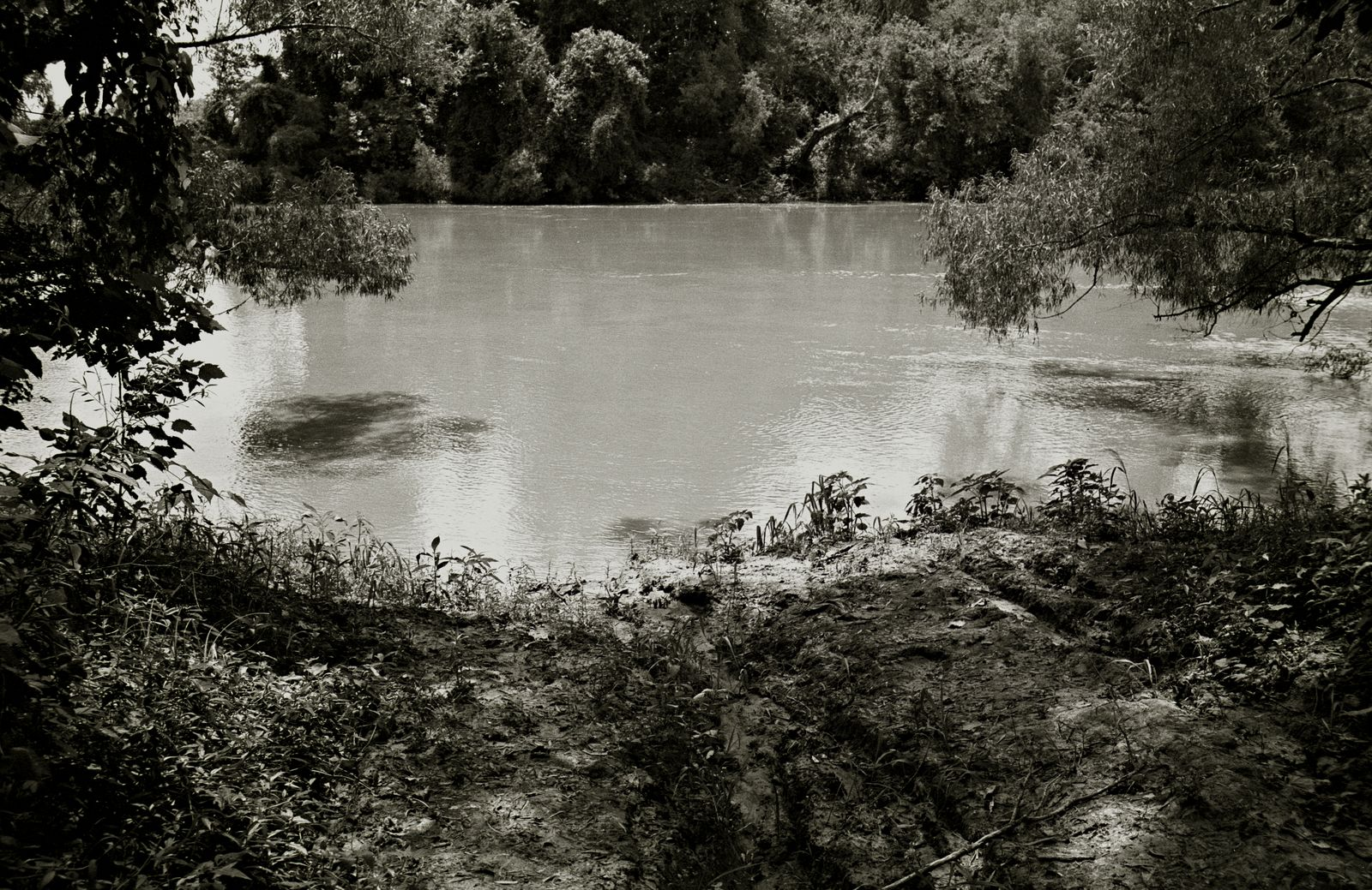 Emmett Till - Body Found in the Tallahatchie River