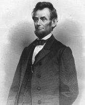 Abraham Lincoln, Union's Commander-in-chief