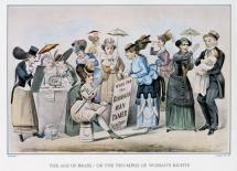 The Age of Brass - Women's Suffrage Movement