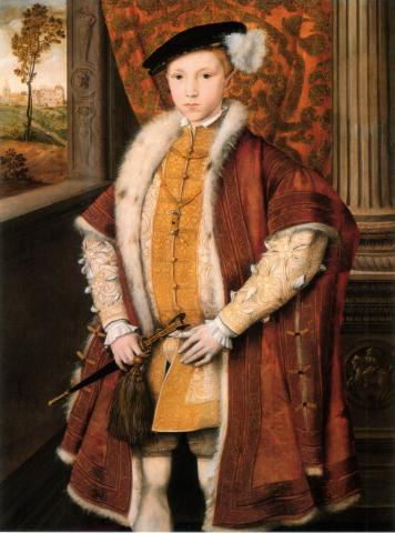 Edward VI - Teenaged King History Legends and Legendary People Social Studies Tragedies and Triumphs World History Visual Arts