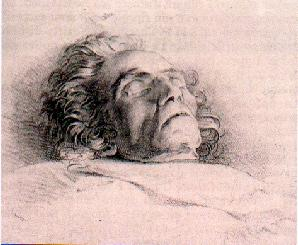 Beethoven on his Deathbed Famous People History Music Social Studies STEM Biographies Visual Arts