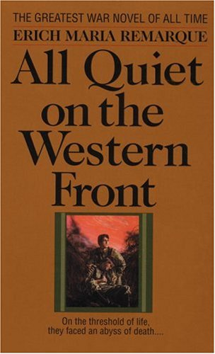 All quiet on the western front essay comradeship