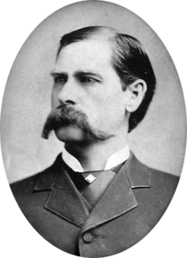 Wyatt Earp (Illustration) American History Awesome Radio - Narrated Stories Biographies Famous Historical Events Famous People Trials