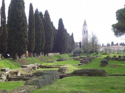 Ruins of Aquileia, a Once-Great Roman Town Disasters Ancient Places and/or Civilizations World History