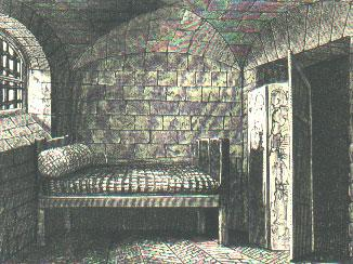 Marie Antoinette - Prison Cell Famous Historical Events Famous People Geography Government Social Studies Trials World History Visual Arts