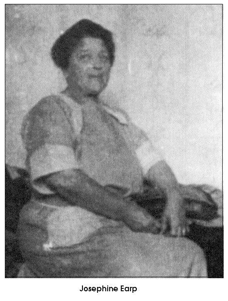 Photograph of josephine sarah marcus earp the third wife of wyatt