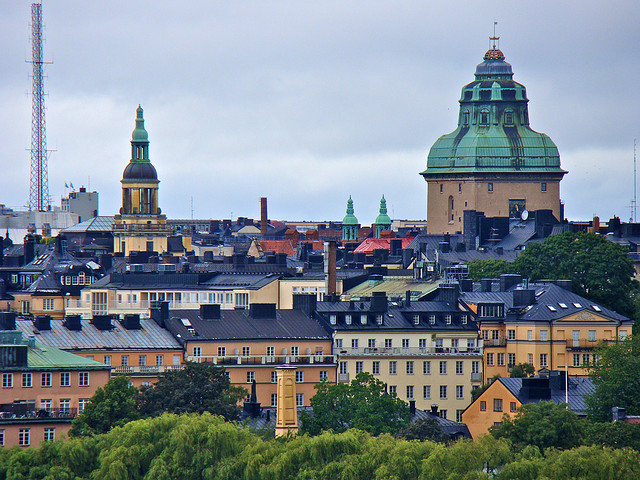Stockholm Court House Images