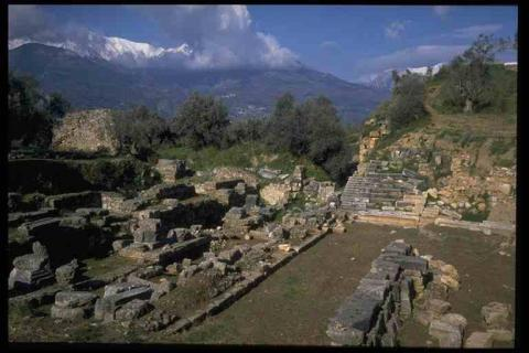 Sparta - Ancient Ruins Archeological Wonders Ancient Places and/or Civilizations Geography History Social Studies World History