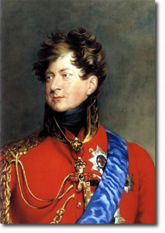 The King's Son, George IV