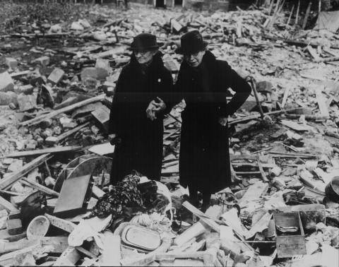 Surveying the Bombing Damage Tragedies and Triumphs Social Studies World War II