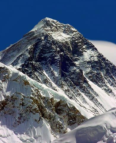 Mt. Everest - World's Highest Mountain Geography Sports Tragedies and Triumphs Visual Arts
