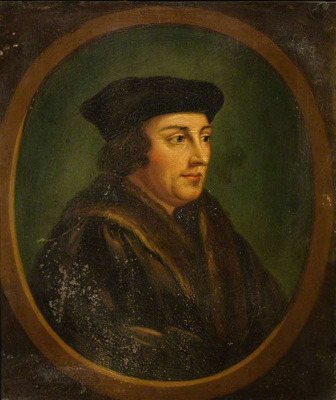 Famous Painting Of Thomas Cromwell