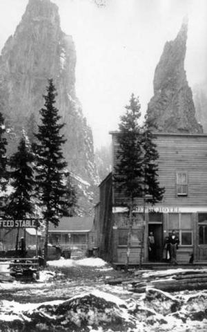 Mining Towns in the Rockies American History Geography Nineteenth Century Life Education