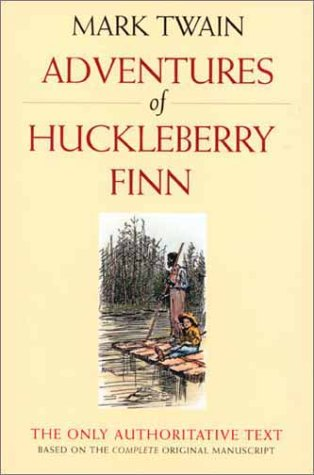 Setting of the adventures of huckleberry finn
