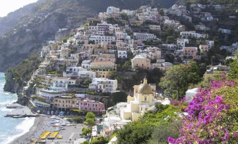 Positano History Social Studies Geography