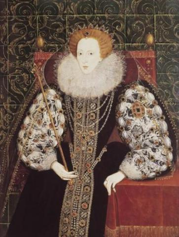 Queen Elizabeth I Legends and Legendary People Social Studies Tragedies and Triumphs World History Visual Arts